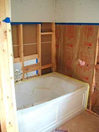 Doug Robinson: House, Drywall