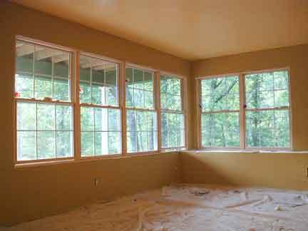 Doug Robinson: House, Painting, Interior