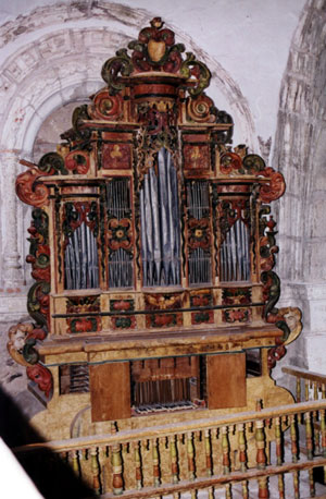 Historic Organs of Oaxaca